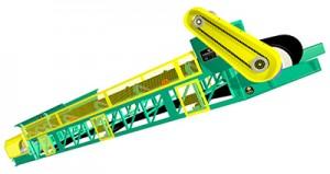 Cintas transportadoras fijas, Stackers, Tripper y reversibles. Uso para áridos, minería y reciclaje.